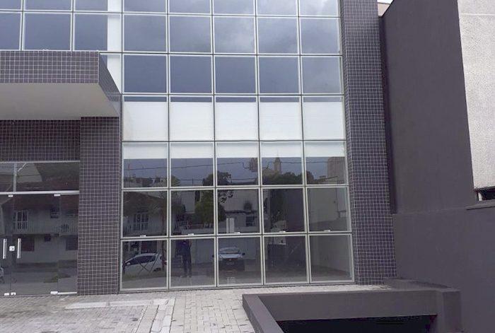 Imperatriz vidraçaria fachada de vidro comercial